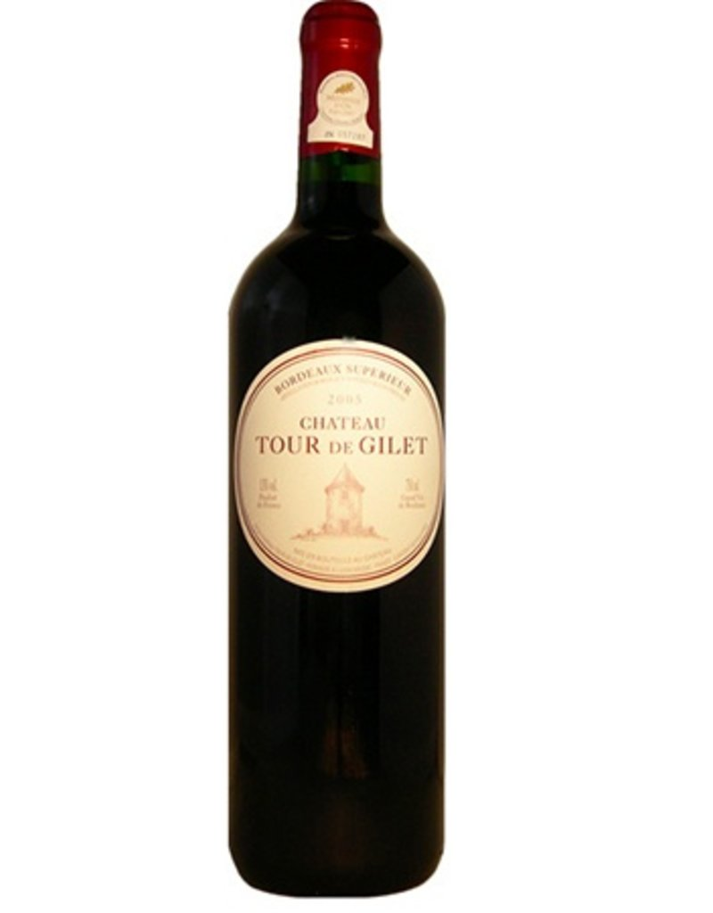 Chateau Tour de Gilet Cuvee L'Expression Bordeaux Superior 2014