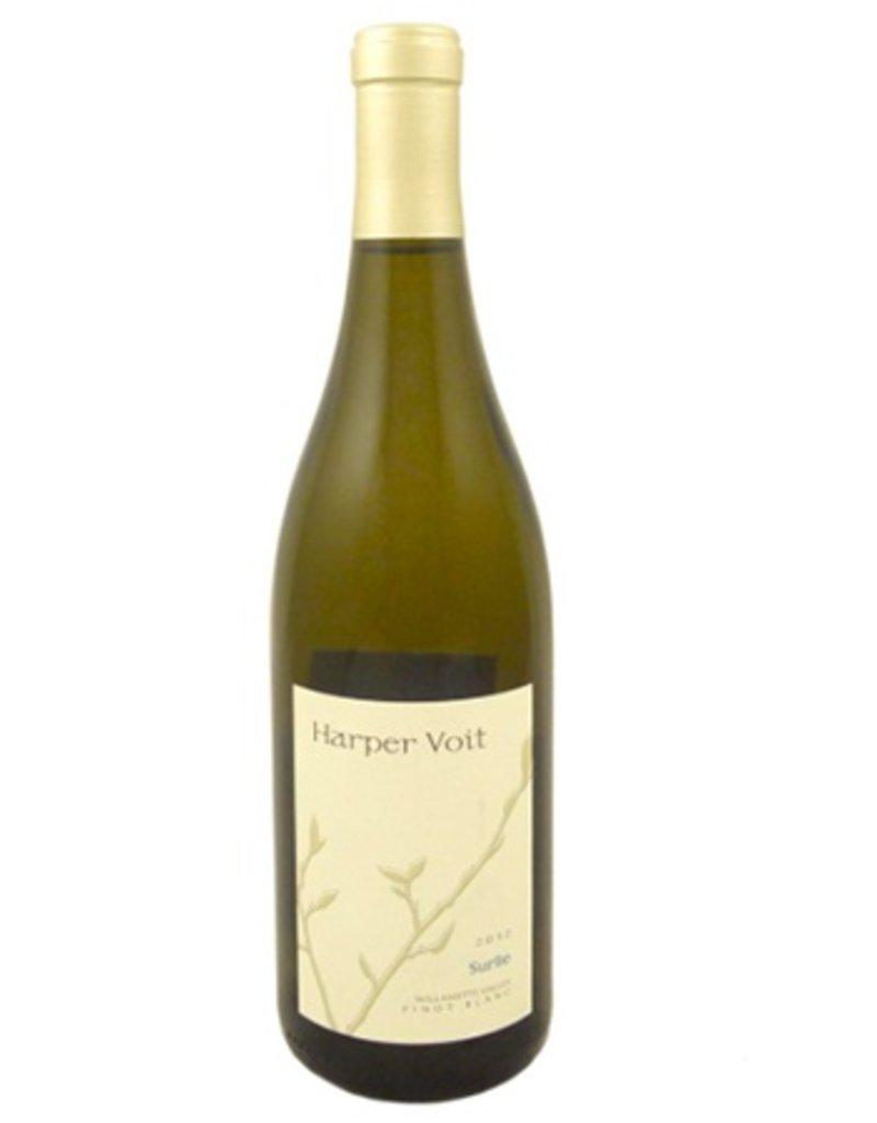 Harper Voit Pinot Blanc Surlie Willamette Valley 2016