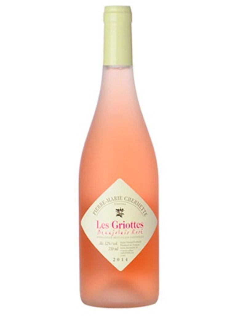 Domaine de Vissoux Les Griottes Beaujolais Rose 2017