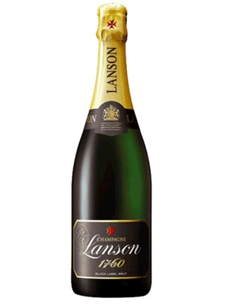 Lanson Champagne Black Label Brut NV 750ml