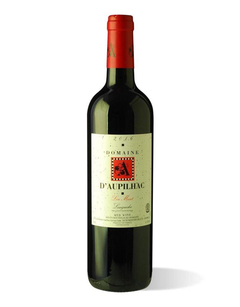 """Domaine D' Aupilhac Languedoc """"Lou Maset"""" 2016"""