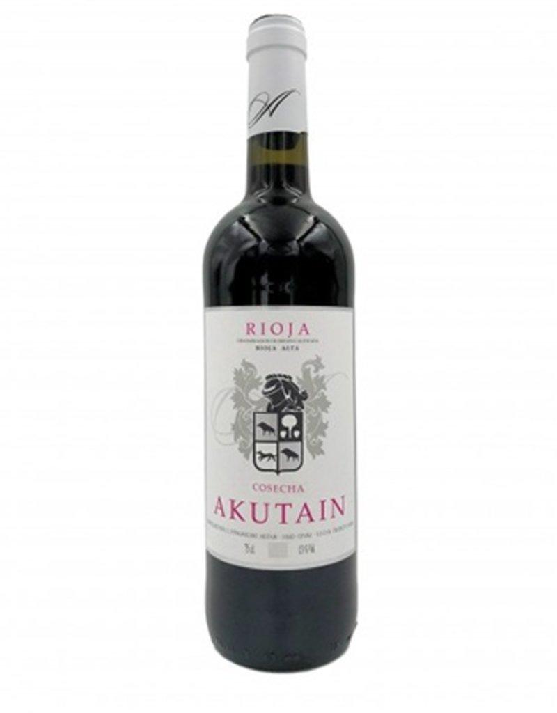 Akutain Rioja Tinto Cosecha 2016