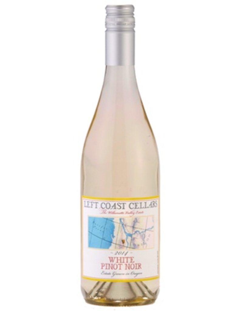 Left Coast Cellars White Pinot Noir 2017
