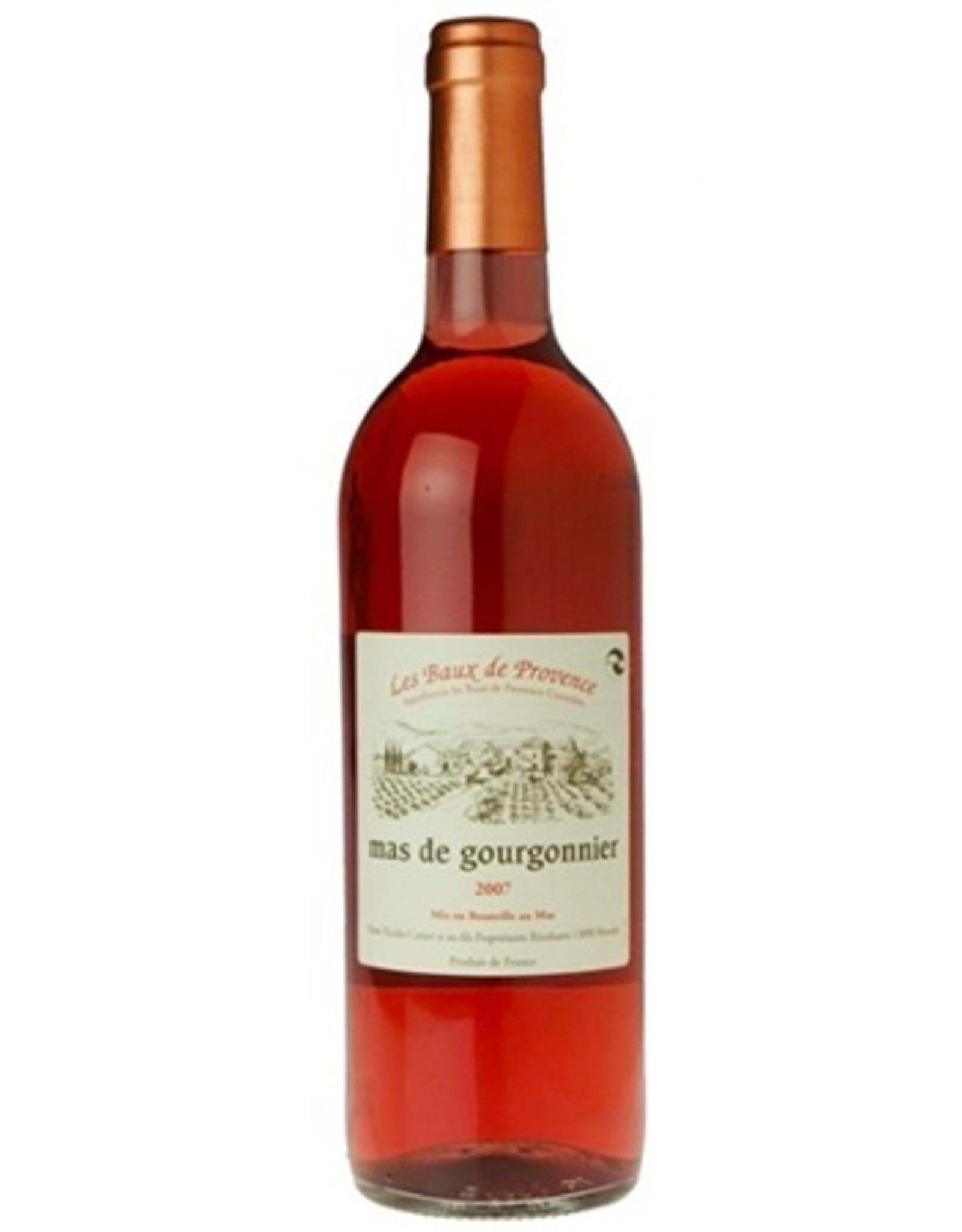 Mas de Gourgonnier Les Baux de Provence Rose 2019