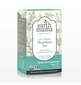 Earth Mama Organics Heartburn Tea (16 tea bags / box)