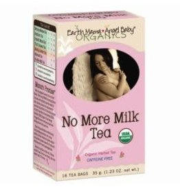 Earth Mama Angel Baby No More Milk - 16 bags