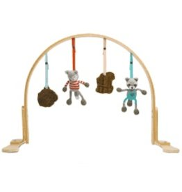 Finn + Emma Play Gym, Hipster, Light<br />