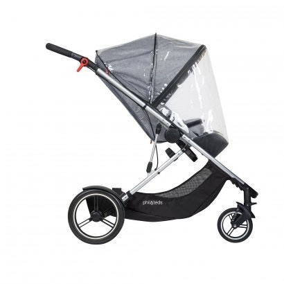 Phil & Teds | Mountain Buggy Voyager Storm Cover Main Seat