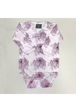 Kate Quinn Organics Long Sleeve Kimono Bodysuit
