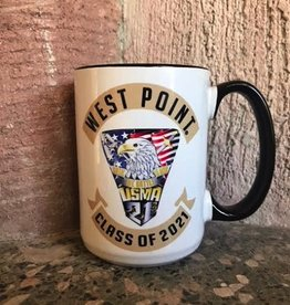 West Point Class Crest 2021 Mug (15 Ounce)