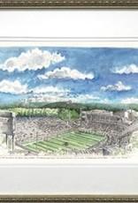 Framed Michie Stadium, West Point (MMullin)