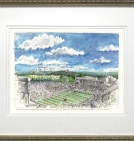 Framed Michie Stadium, West Point (MMullin)