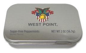 West Point Mints (2 ounces/ Sugar Free/Peppermint)