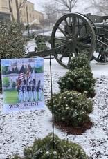 West Point Color Guard Garden Flag