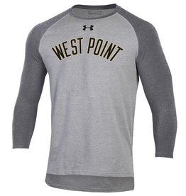 Under Armour Men's Charged Cotton Baseball Tee