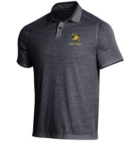 Under Armour Tour Tips Streaker Polo (Black)