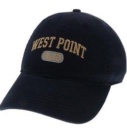 """West Point """"Dad"""" Baseball Cap/Twill"""