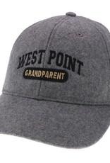GRANDPARENT/Vintage Wool  Flannel Baseball Cap (Legacy)
