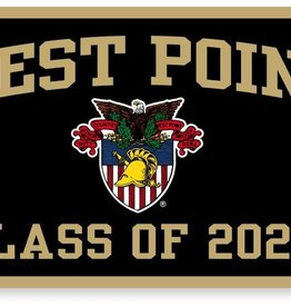 West Point Class of 2023 Banner (18 x 36), West Point Crest