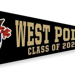 West Point Class of 2023 Pennant (9.5 by 24 inches)