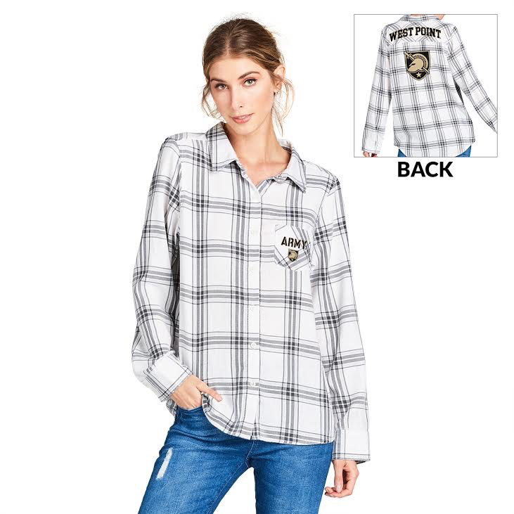 Gameday Flannel (Women's/Spirit Jersey)