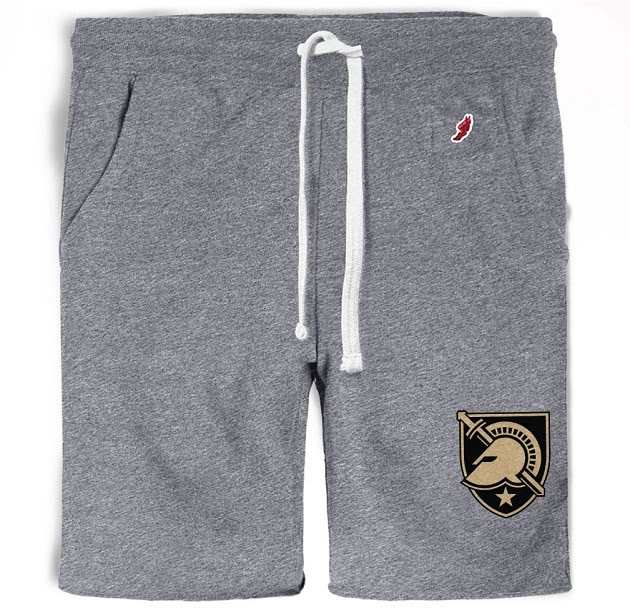 League Classic Men's West Point Collegiate Jogger Shorts