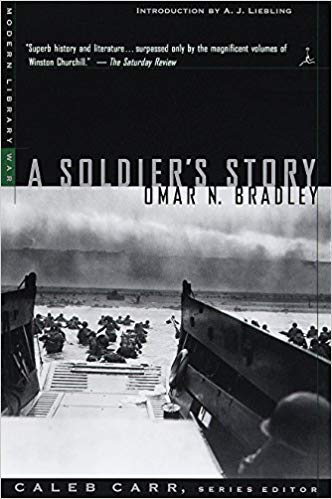 A Soldier's Story: Omar Bradley (Thayer Award Recipient)