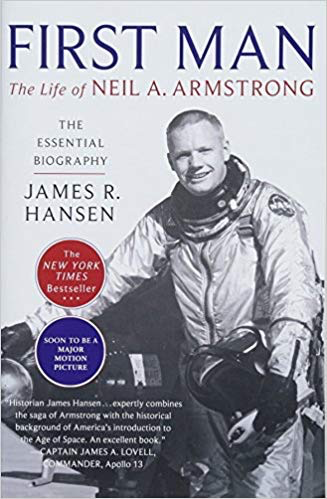 First Man: The Life of Neil A. Armstrong (Thayer Award Recipient)