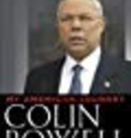 My American Journey/Colin Powell (Thayer Award Recipient)