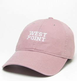 Women's West Point Baseball Cap (Rose or Mint)