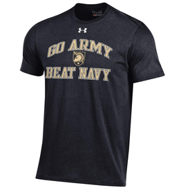 ADULT/Under Armour Go Army Beat Navy Charged Cotton Tee
