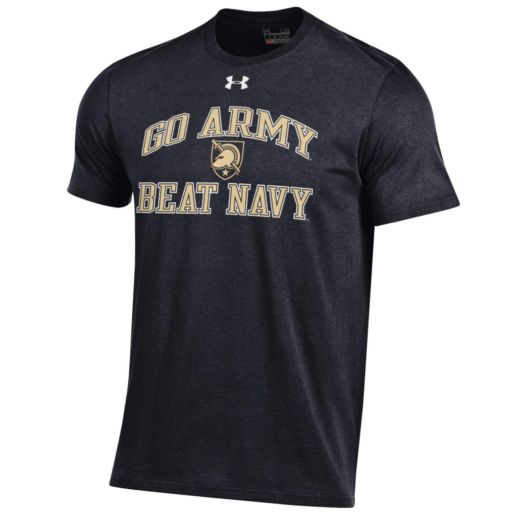 Under Armour Go Army Beat Navy Charged Cotton Tee