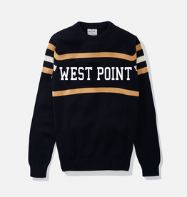 West Point Army Retro Stadium Sweater (Hillflint)