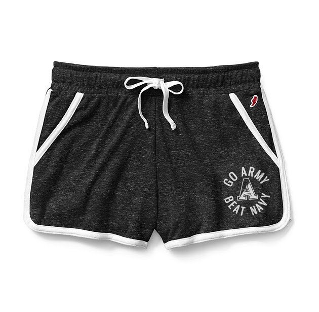 Women's Phys Ed Shorts (League)