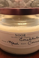 """Constitution Corner"" Hand-Poured Soy Candle (Noor Candle Company) 8 ounce"