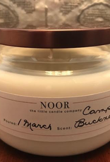 """""""Camp Buckner"""" Hand-Poured Candle (Noor Candle Company) 8 ounce"""