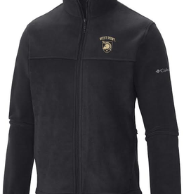 Columbia/ West Point Men's: Flanker Full Zip Fleece