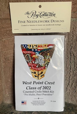 Class of 2022 Cross Stitch Kit (Posy Collection)