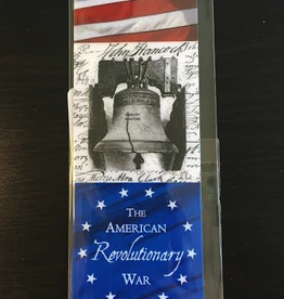 Revolutionary War Bookmark