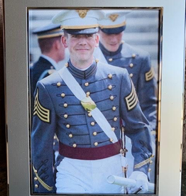 USMA/West Point Silver Tone Frame (5 x 7) (Jolene)