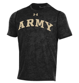 "Under Armour/""ARMY""/ Threadborne Wetprint Glitch Camo Tee"