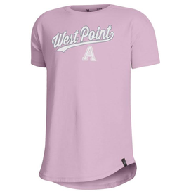 """Under Armour/""""West Point""""/ Youth Performance Cotton Short Sleeve T-Shirt"""