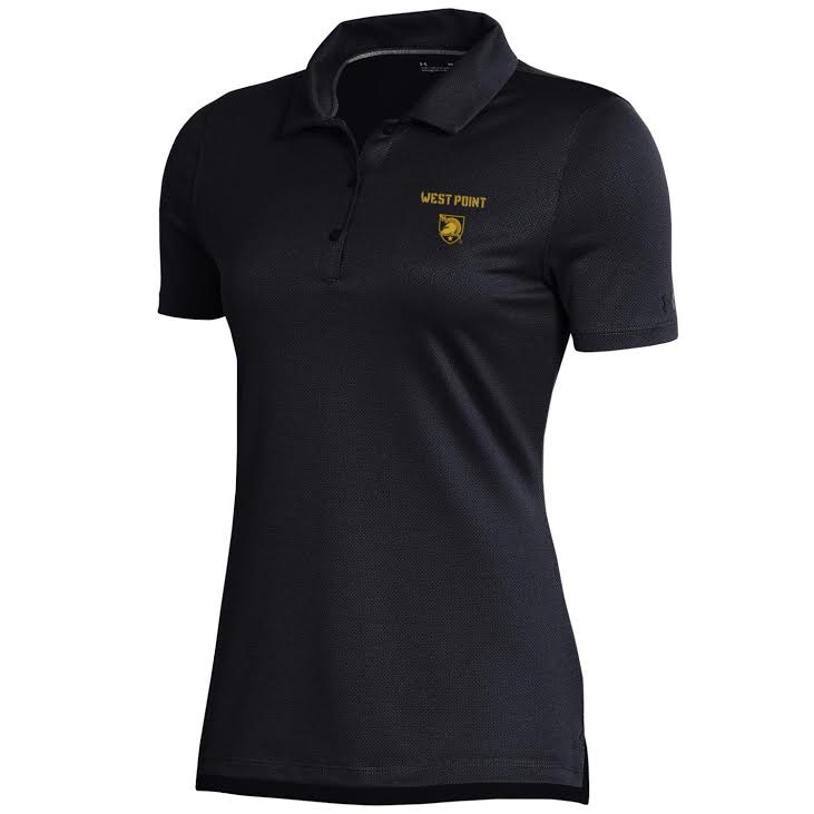 Under Armour Rally Short Sleeve Polo /Shield (Women's)