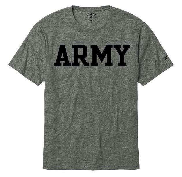 ARMY Short Sleeve T-Shirt (Reclaim/League)