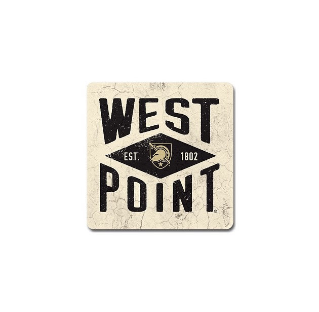 Single Coaster: West Point