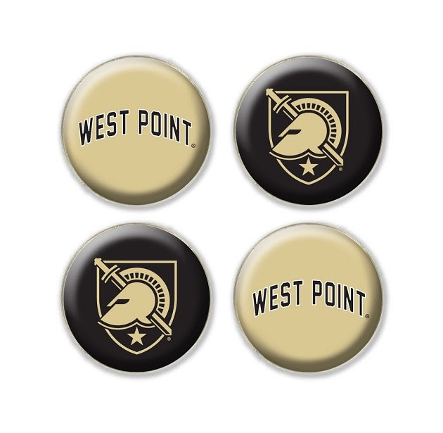 West Point Magnets, Four Pack (Legacy)