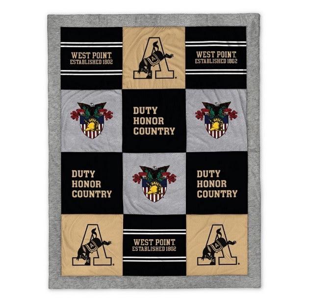 West Point Spirit Blanket, 62 x 80 inches (League)