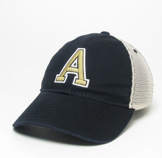 "West Point/Army ""A"" Trucker Baseball Cap (Legacy)"