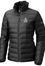 Columbia/Women's Down West Point Jacket (Water Resistant/Lake 22)
