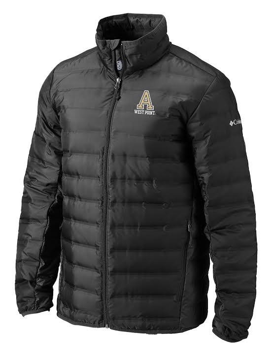 Columbia/ Men's Down West Point Jacket (Water Resistant/Lake 22)